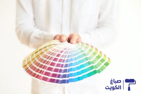 نصائح اختيار لون الدهانات